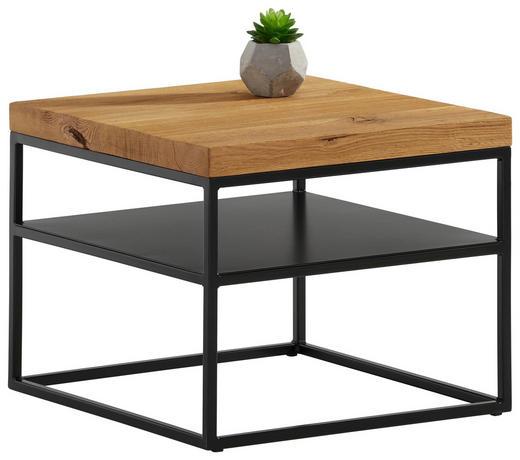Couchtisch In Holz Metall 50 50 40 Cm Online Kaufen Xxxlutz
