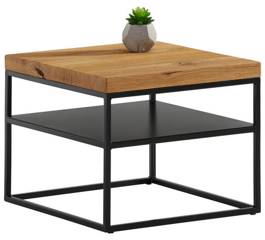 Couchtisch In Holz Metall 505040 Cm Online Kaufen Xxxlutz