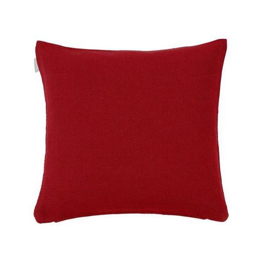 KISSENHÜLLE Bordeaux 40/40 cm - Bordeaux, Basics, Textil (40/40cm) - LINUM