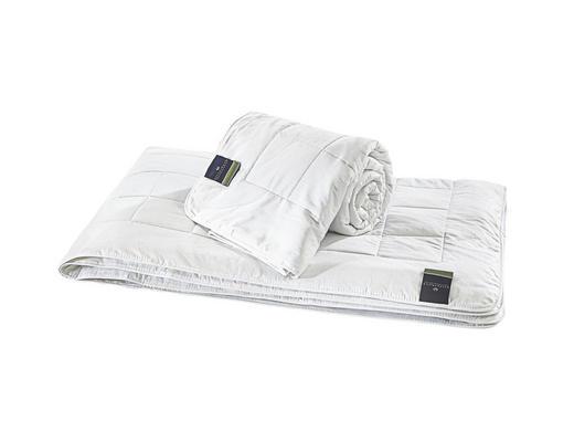 SOMMERBETT  155/220 cm - Weiß, Basics, Textil (155/220cm) - BILLERBECK