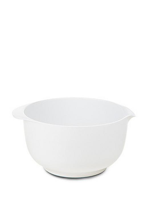RÜHRSCHÜSSEL - Weiß, Basics, Kunststoff (4l) - Mepal Rosti