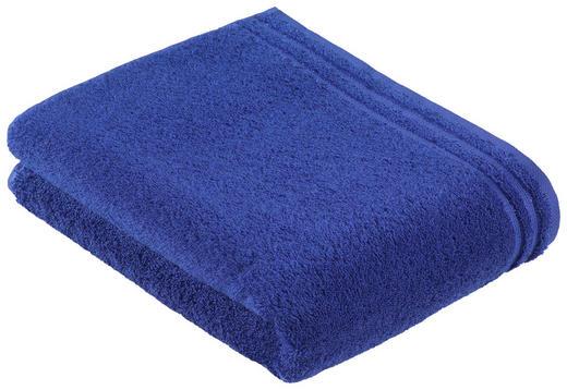 DUSCHTUCH 67/140 cm - Blau, Basics, Textil (67/140cm) - VOSSEN