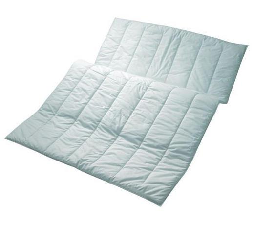 Sommerbett Famous  155/220 cm   - Weiß, Basics, Textil (155/220cm) - Centa-Star