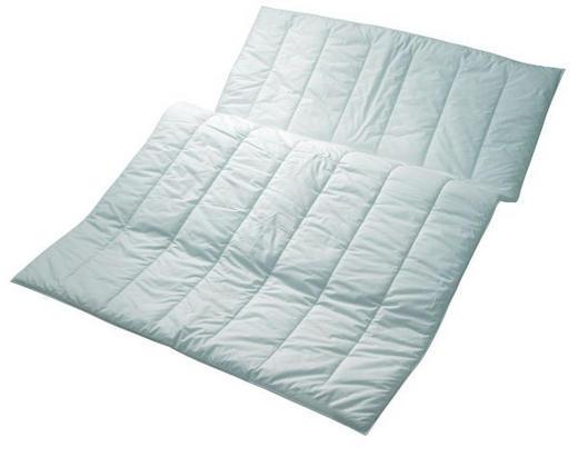 Sommerbett Famous  155/220 cm - Weiß, Textil (155/220cm) - Centa-Star