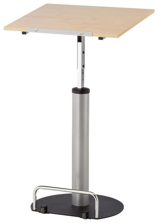 STEHPULT Ahornfarben, Silberfarben - Silberfarben/Ahornfarben, KONVENTIONELL, Metall (70/100-112/55cm) - Kettler HKS