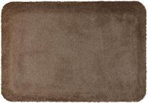 FUßMATTE 55/78 cm Uni Taupe - Taupe, Basics, Kunststoff/Textil (55/78cm) - Esposa