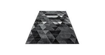 WEBTEPPICH - Grau, Trend, Textil (80/150cm) - Novel