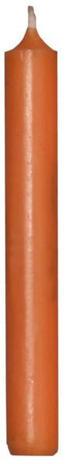 STABKERZE 18 cm - Orange, Basics (18cm) - Steinhart