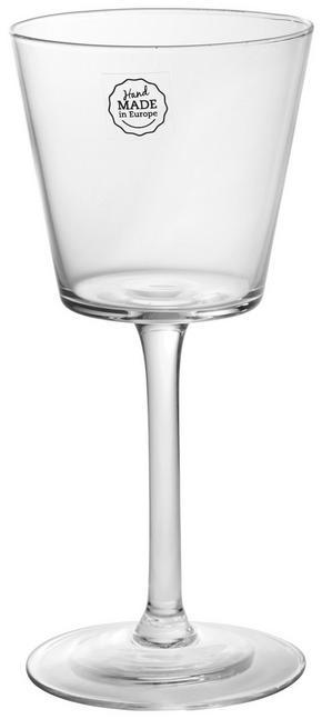 LJUSSTAKE - klar, Basics, glas (11,5/25cm) - Ambia Home