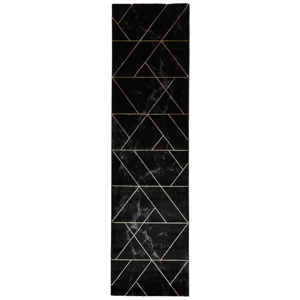 Novel Läufer 80/300 cm grau