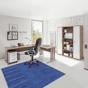 KONTOR - vit/ekfärgad, Klassisk, träbaserade material (220/170cm) - Low Price