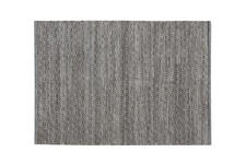 HANDWEBTEPPICH  130/190 cm  Blau   - Blau, Natur, Textil (130/190cm) - Linea Natura