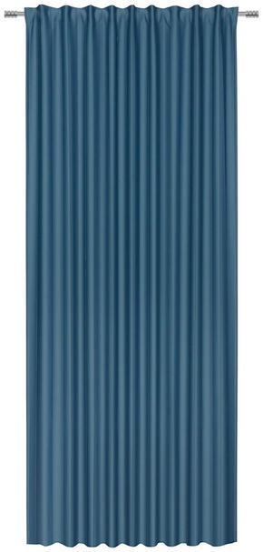 GARDINLÄNGD - petrol, Klassisk, textil (140/260cm) - Esposa