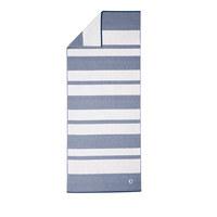 SAUNATUCH 80/200 cm  - Türkis, Design, Textil (80/200cm) - Cawoe