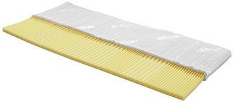 Topper Omega 90x200cm H2 - Weiß, Textil (90/200cm) - Primatex