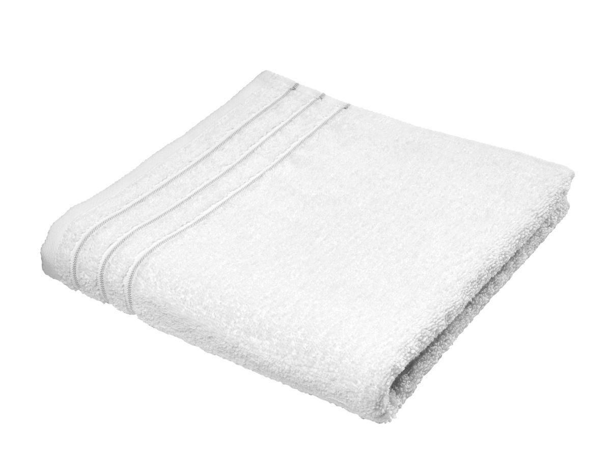 HANDTUCH 50/100 Cm   Weiß, Basics, Textil (50/100cm)