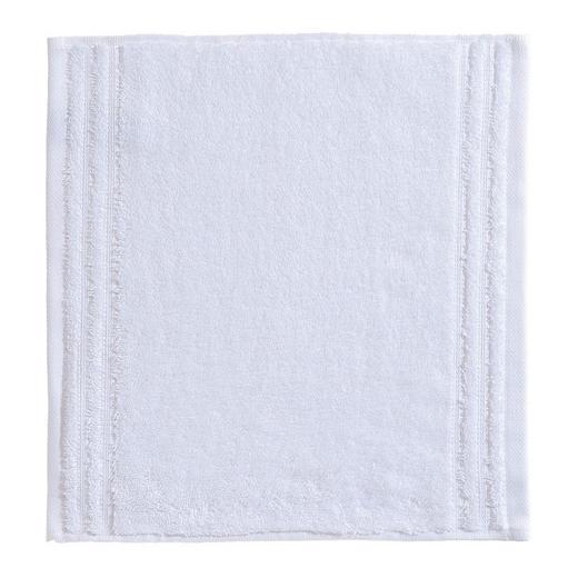 SEIFTUCH - Weiß, Basics, Textil (30/30cm) - VOSSEN