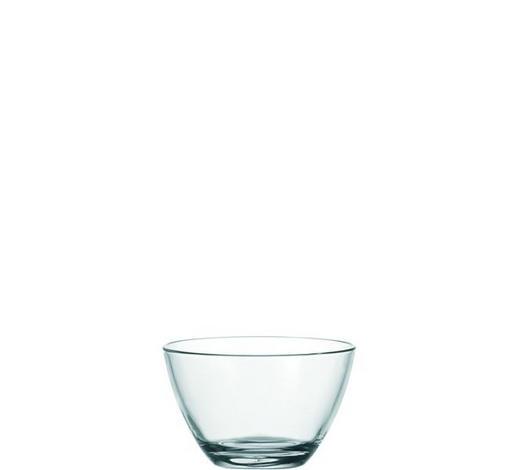 SCHALE Glas  - Klar, Basics, Glas (12cm) - Leonardo