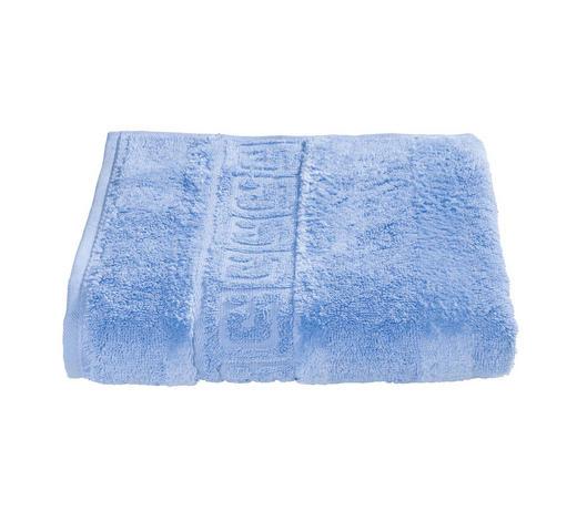 DUSCHTUCH 80/160 cm  - Hellblau, Basics, Textil (80/160cm) - Cawoe