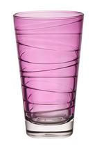 LONGDRINKGLAS - lila, Basics, glas (24,40/13,70/16,00cm) - LEONARDO