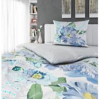 Bettwäsche 160/210 cm - Weiß, Konventionell, Textil (160/210cm) - Esposa