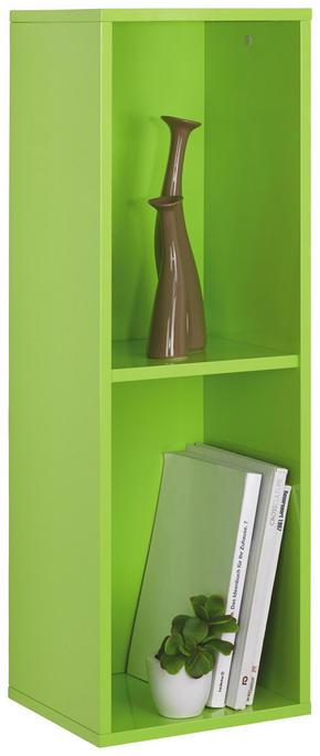 HYLLA - ljusgrön, Design, träbaserade material (30/90/26cm)