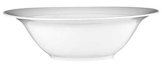 SCHÜSSEL Keramik Porzellan - Weiß, Basics, Keramik (28cm) - Seltmann Weiden