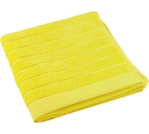 OSUŠKA, 70/140 cm, žlutá - žlutá, Basics, textil (70/140cm) - Esposa