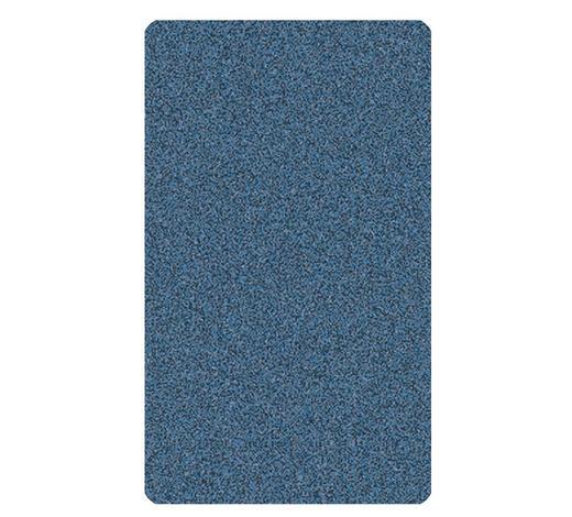 KOBEREC DO KOUPELNY, 60/90 cm, modrá - modrá, Basics, textil/umělá hmota (60/90cm) - Kleine Wolke