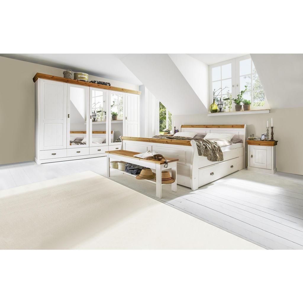 Landscape Schlafzimmer weiß