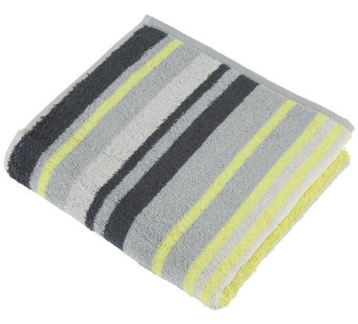 HANDTUCH 50/100 cm  - Gelb, Design, Textil (50/100cm) - Cawoe
