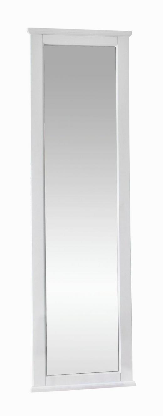 WANDSPIEGEL Weiß - Weiß, Basics, Glas/Holzwerkstoff (42,6/152,2/3,1cm) - Paidi
