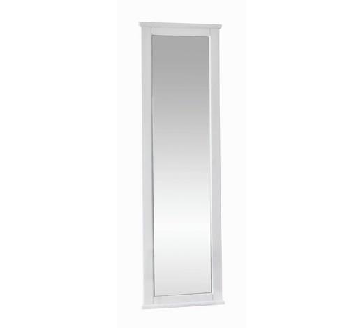 WANDSPIEGEL 42,6/152,2/3,1 cm - Weiß, Design, Glas/Holzwerkstoff (42,6/152,2/3,1cm) - Paidi