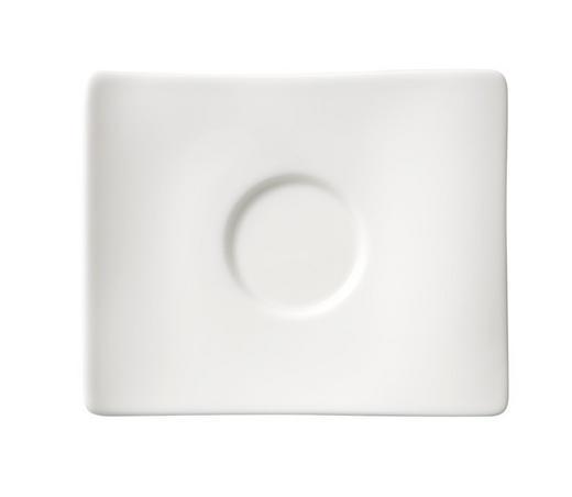 UNTERTASSE - Weiß, Basics (18/15cm) - Villeroy & Boch