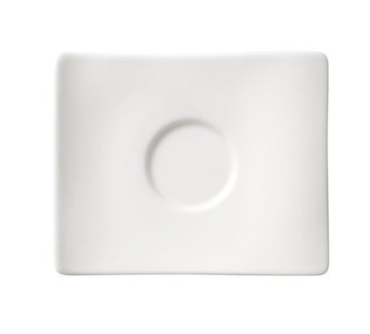 UNTERTASSE - Weiß, Design, Keramik (15/18cm) - Villeroy & Boch