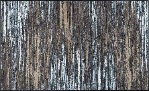 FUßMATTE 75/120 cm Graphik Beige - Beige, Kunststoff/Textil (75/120cm) - Esposa