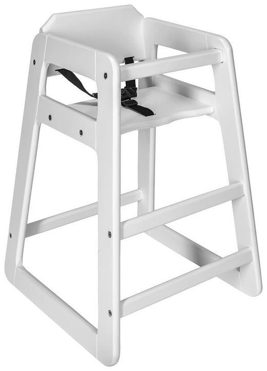 HOCHSTUHL Kiefer massiv - Weiß, Basics, Holz (48/50/74,5cm) - My Baby Lou