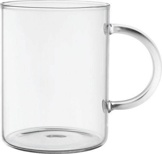 TEEGLAS - Klar, Basics, Glas (8/10cm) - NOVEL