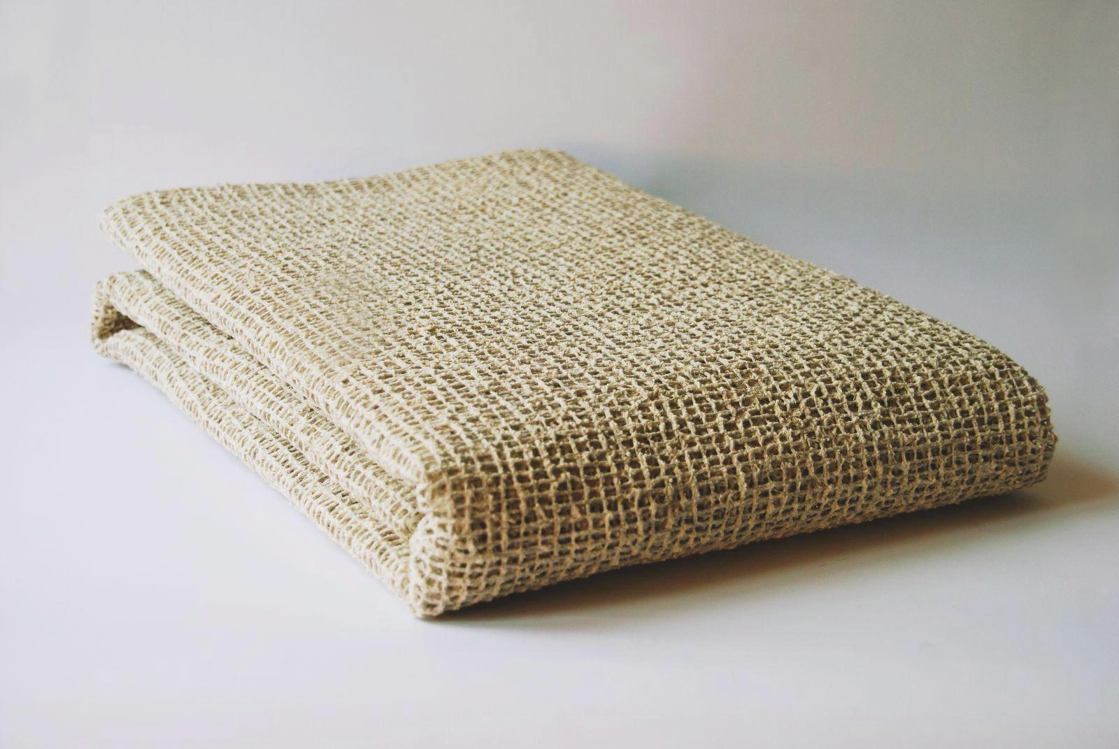 UNTERLAGSMATTE 120/60/0,5 cm - Beige, Textil (120/60/0,5cm) - HOMEWARE