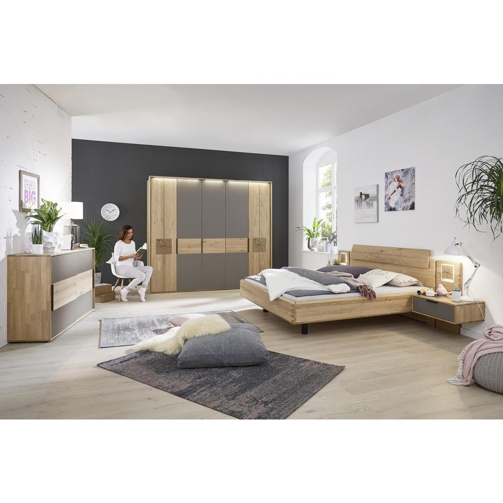 Valnatura Schlafzimmer grau