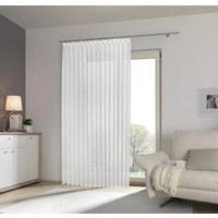 Fertigstore transparent  - Weiß, Basics, Textil (300/245cm) - Esposa