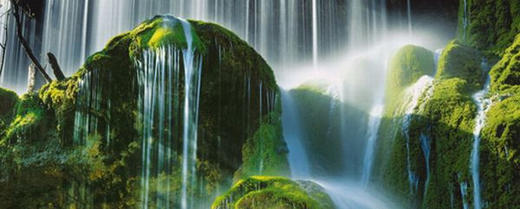GLASTAVLA - multicolor, Klassisk, glas (50/125cm) - EUROGRAPHICS