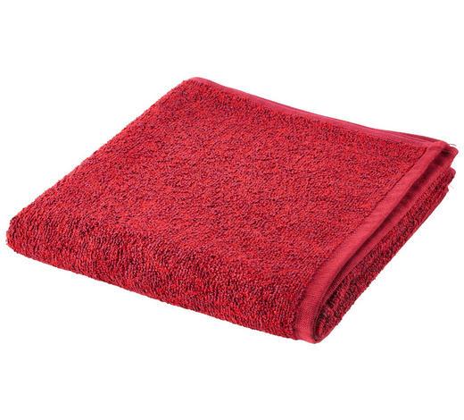 RUČNÍK, 50/100 cm, červená - červená, Basics, textil (50/100cm) - Esposa