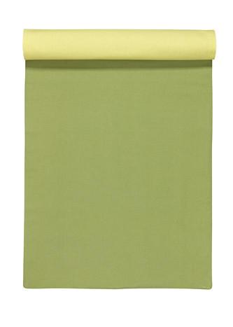 """UBRUS """"BĚHOUN"""" NA STŮL - zelená, Design, textil (45/150cm) - LINUM"""