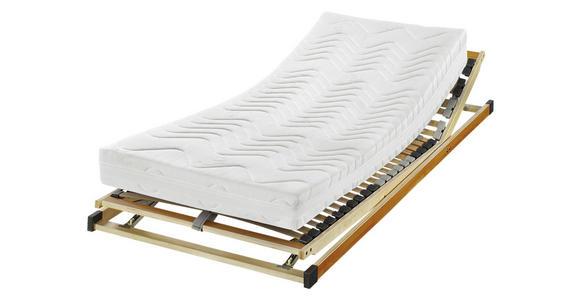 MATRATZENSET 90/200 cm  - Eichefarben, Basics, Holz (90/200cm) - Sleeptex