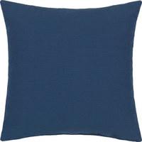 ZIERKISSEN - Blau, KONVENTIONELL, Textil (40/15/40cm)
