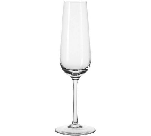 SEKTGLAS - Klar, KONVENTIONELL, Glas (7/23cm) - Leonardo