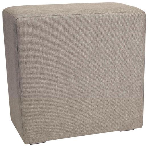 RÜCKENLEHNE - Grau, Basics, Textil/Metall (42/80/80cm) - Stern