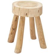 TABURET - přírodní barvy, Trend, dřevo (30/45cm) - Landscape