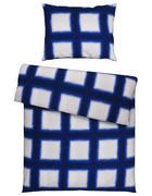 POVLEČENÍ, satén, modrá, 140/200 cm - modrá, Design, textil (140/200cm) - Esposa